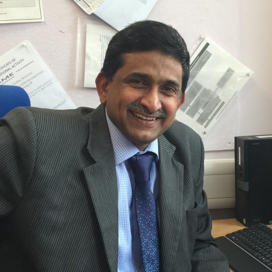Dr Chandrashekar Rangaswamy